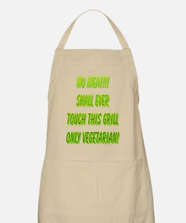 No Meat Shall Ever Touch This Grill Only Vegetaria