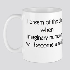 Imaginary Numbers Mug