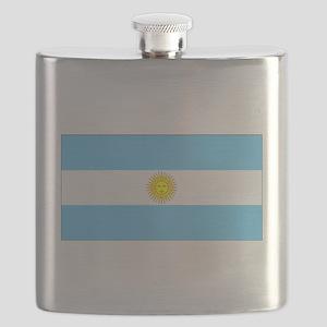 Argentinablank Flask