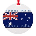 CocosIsles Round Ornament