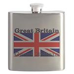 GreatBritain Flask