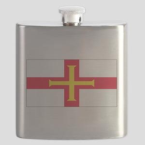 Guernseyblank Flask