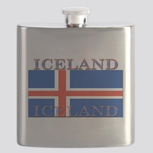 Iceland Flask