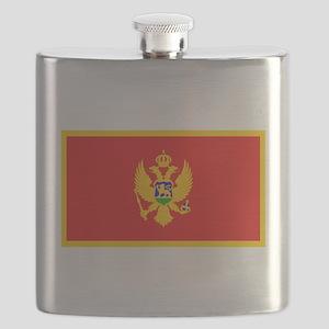 Montenegroblankblack Flask