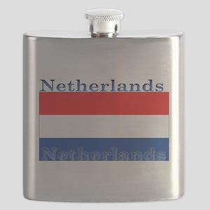 Netherlandsblack Flask