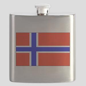 Norwayblank Flask