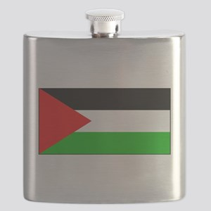 Palestineblank Flask