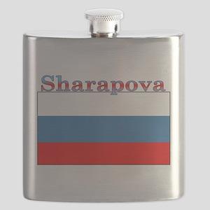 Sharapova Flask