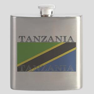 Tanzania Flask