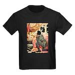 Sleeping Beauty Kids Dark T-Shirt