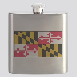 Marylandblank Flask