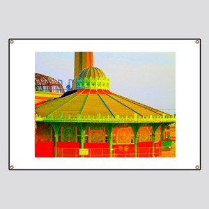 Asbury Park Carousel Banner