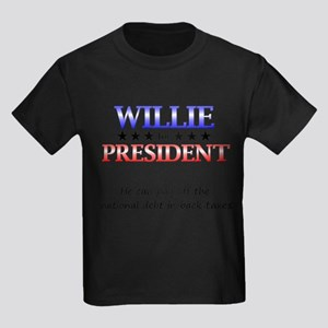 Willie For Presiden T-Shirt