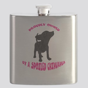 SPOILED Flask