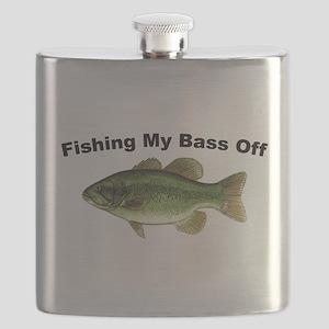 Fishingmybassoff Flask