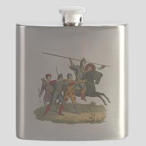 3-Knights2 Flask