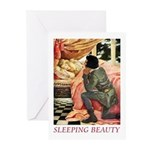 Sleeping Beauty Greeting Cards (Pk of 20)