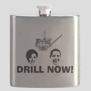DRILLNOWBLK Flask