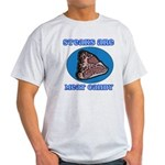 Steaks are Meat Candy Light T-Shirt