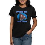 Steaks are Meat Candy Women's Dark T-Shirt