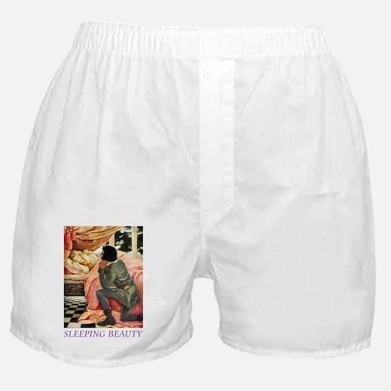 Sleeping Beauty Boxer Shorts