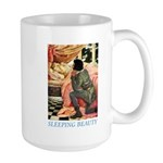 Sleeping Beauty Large Mug