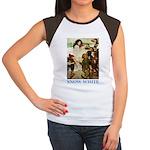 Snow White Women's Cap Sleeve T-Shirt