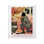 Sleeping Beauty Throw Blanket