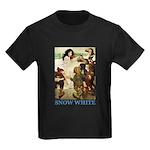 Snow White Kids Dark T-Shirt