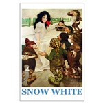 Snow White Large Poster