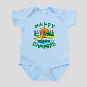 Happy Campers Infant Bodysuit