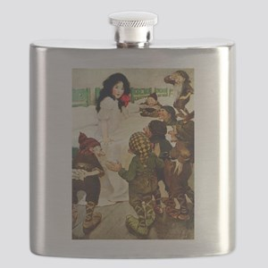 Snow White Flask