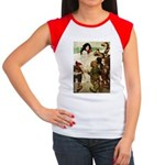 Snow White Women's Cap Sleeve T-Shirt