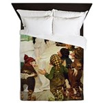 Snow White Queen Duvet