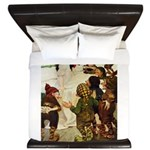 Snow White King Duvet