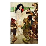 Snow White Postcards (Package of 8)