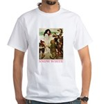 Snow White White T-Shirt