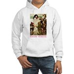 Snow White Hooded Sweatshirt