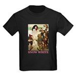 Snow White Kids Dark T-Shirt