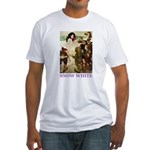 Snow White Fitted T-Shirt