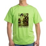 Snow White Green T-Shirt