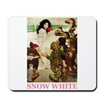 Snow White Mousepad