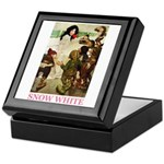 Snow White Keepsake Box