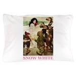 Snow White Pillow Case