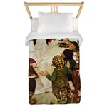 Snow White Twin Duvet