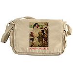 Snow White Messenger Bag