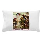 Snow White Pillow Case