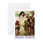Snow White Greeting Cards (Pk of 10)
