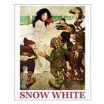 Snow White Small Poster