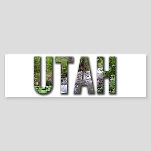 Utah Souveniers Bumper Sticker